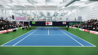 Tourism Calgary Helping Bring World Class Tennis to Calgary